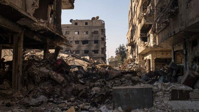 Thượng sĩ Mỹ: Thỏa thuận ngừng bắn ở Syria sẽ được thực hiện theo điều kiện của Matxcơva