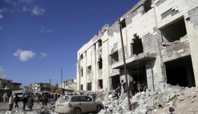 Phe đối lập Syria tố Nga tăng cường ném bom bất chấp thỏa thuận ngừng bắn