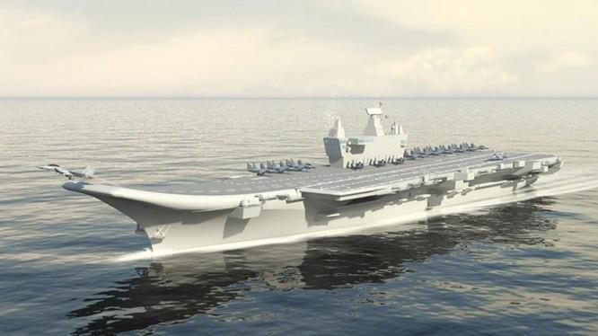 Pháp và Nga sẽ cạnh tranh thầu đóng tàu sân bay và cung cấp máy bay cho Ấn Độ - Ảnh: Bộ Quốc phòng Ấn Độ