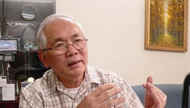 Ông Trần Quốc Thuận, nguyên Phó Chủ nhiệm Văn phòng Quốc hội.