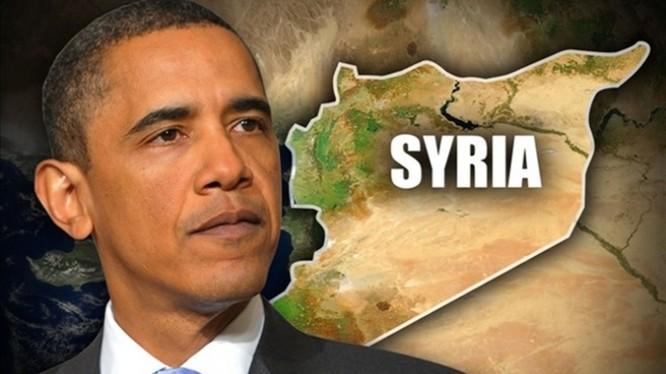 """Mỹ và đồng minh có thể sẽ """"chia cắt Syria"""" nếu đàm phán hòa bình thất bại"""