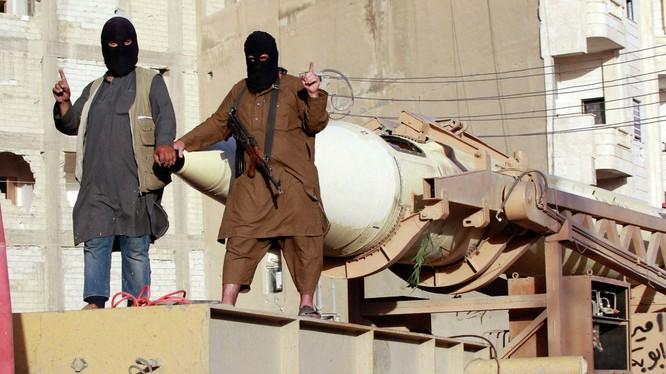 Cô vợ Đức đào tẩu khỏi gã chồng thủ lĩnh IS