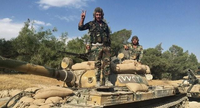 Quân đội Syria tiêu diệt hơn 30 chiến binh IS