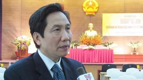 Thứ trưởng Trần Anh Tuấn: Những người sâu sắc sẽ bình tĩnh suy nghĩ làm thế nào để hoàn thành tốt nhiệm vụ, chứ không chỉ vui mừng phấn khởi