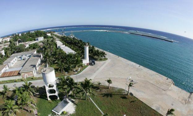 Cận cảnh những việc làm phi pháp của TQ ở đảo Phú Lâm