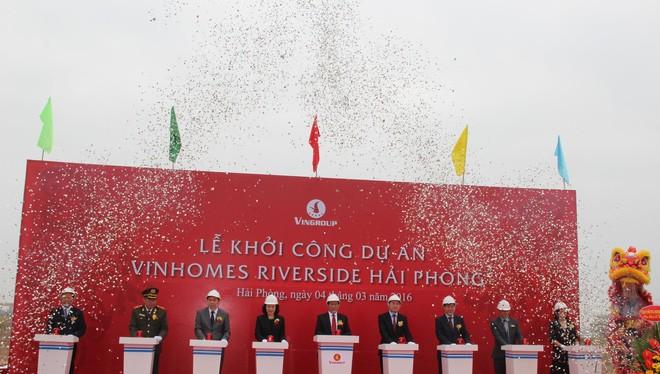 Vingroup xây dựng siêu dự án phức hợp gần 80ha tại Hải Phòng