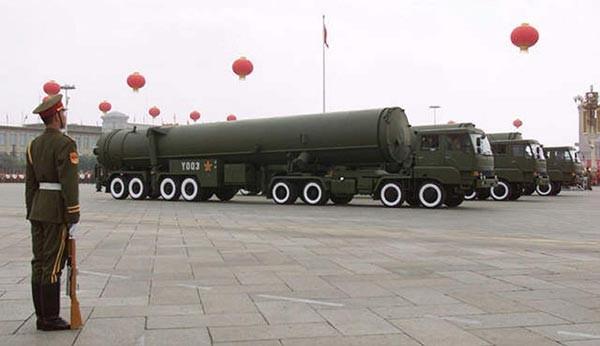 Tham vọng chế tạo tên lửa hạng nặng của Trung Quốc