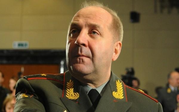Tướng Igor Sergun đột ngột qua đời vào đầu tháng 1/2016