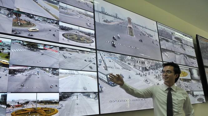 Đà Nẵng sẽ lắp thêm gần 6.000 camera để giám sát anh ninh và quản lý đô thị