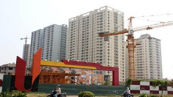 Dự án Usilk City chậm tiến độ bàn giao nhà lên tới gần 4 năm. (Nguồn: thethaovanhoa.vn)