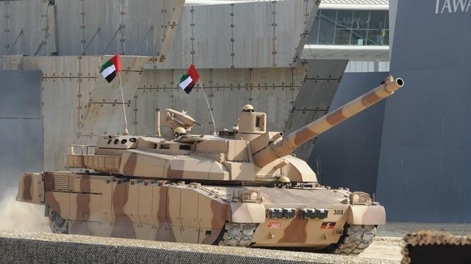 Video xe xăng Leclerc của Pháp thực chiến ở Yemen