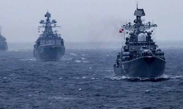 Mỹ-Trung đối đầu trên Biển Đông, Nga sẽ giữ vai nào trong tấn kịch?