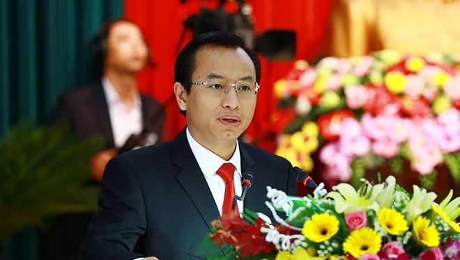 Bí thư Thành ủy Đà Nẵng Nguyễn Xuân Anh