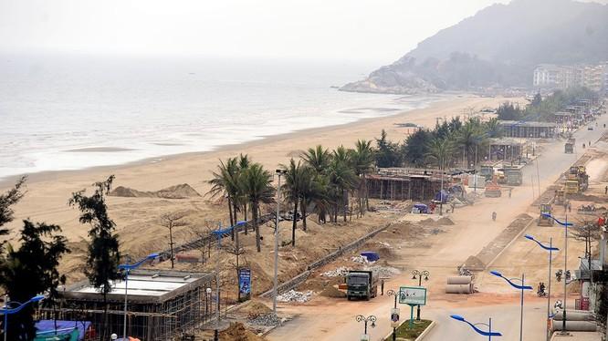 Đại công trường của FLC ven biển Sầm Sơn