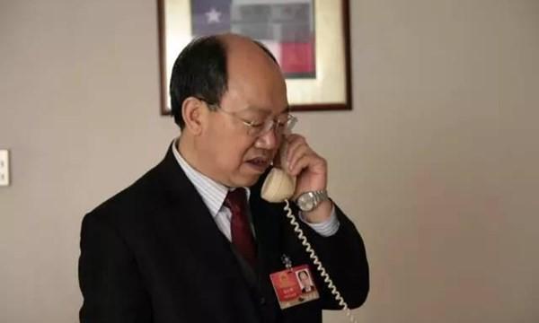 Kiều Thiên, Bí thư đảng ủy kiêm Chủ tịch tập đoàn rượu Kiếm Nam Xuân (Tứ Xuyên)