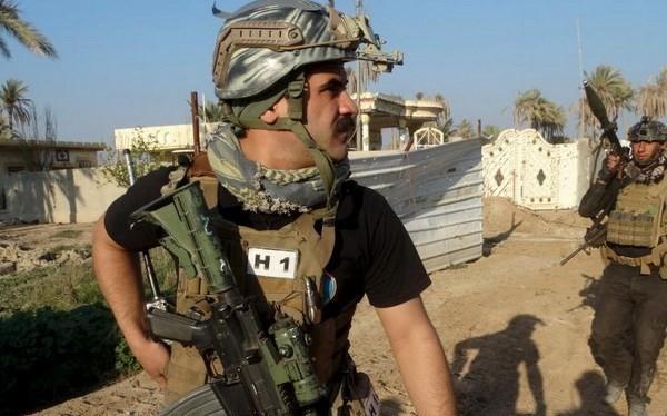 Lực lượng quân đội Iraq. (Nguồn: Reuters)