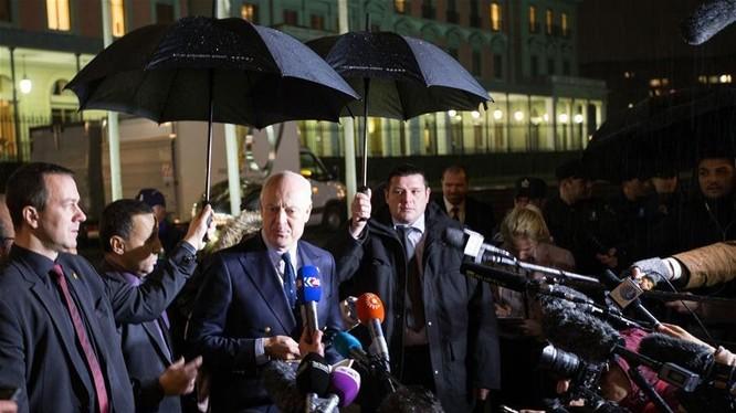 Phe đối lập Syria khẳng định dự hòa đàm Geneva