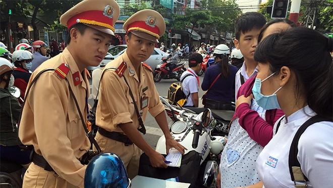 Cảnh sát giao thông Đà Nẵng sẽ lập facebook để tiếp nhận ý kiến và điều hành quản lý trật tự an toàn đô thị
