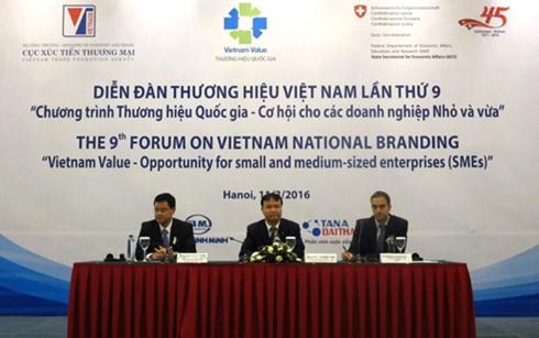 Vị trí thương hiệu của iệt Nam chỉ cao hơn Campuchia.