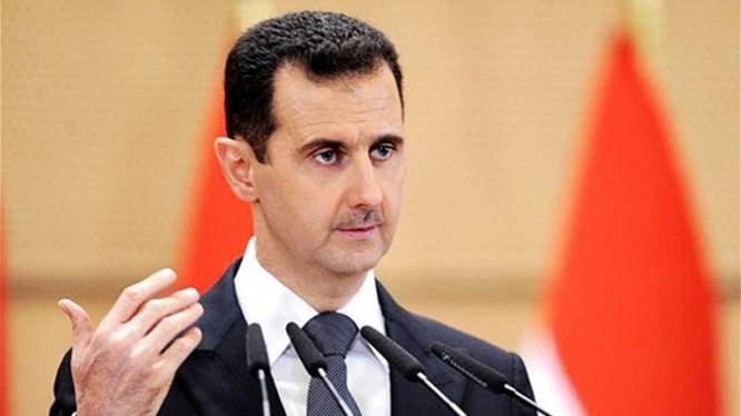 Số phận Tổng thống Syria Assad được cho là nhân tố ảnh hưởng đến tiến trình đàm phán hòa bình. (Ảnh minh họa)