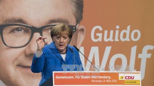 Thủ tướng Angel Merkel. Ảnh: AFP/TTXVN