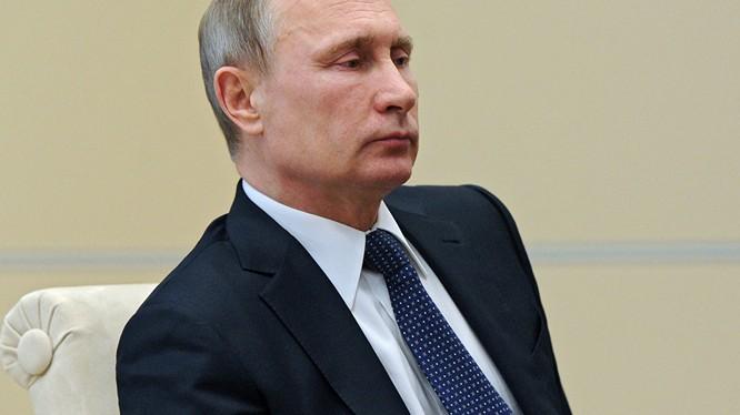 Tổng thống Putin chia buồn với nhân dân Thổ Nhĩ Kỳ
