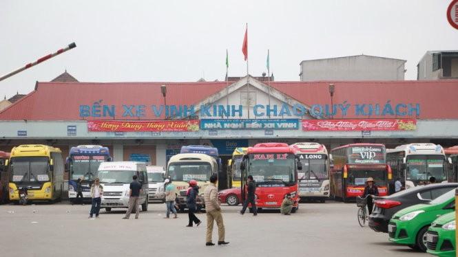 Sở GTVT Nghệ An đã phê bình 14 doanh nghiệp vận tải ì ạch giảm giá cước - Ảnh: D.Hòa