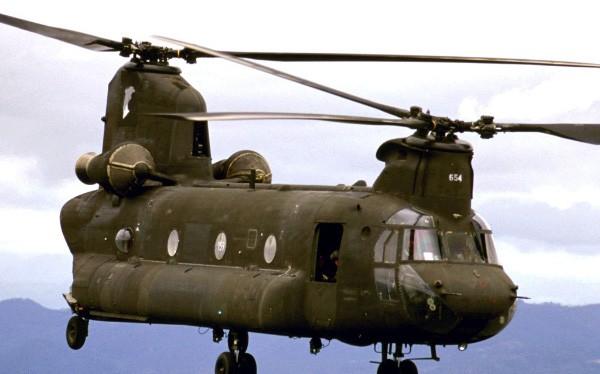 Video thử nghiệm phá hủy trực thăng CH-47 Chinook của Mỹ
