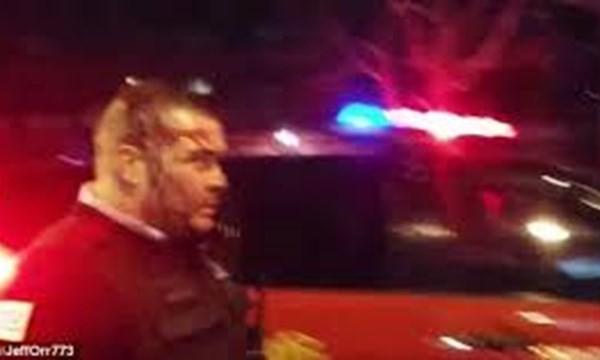 Một cảnh sát Mỹ bị thương sau vụ đụng độ của những người chống và ủng hộ ứng viên Donald Trump.