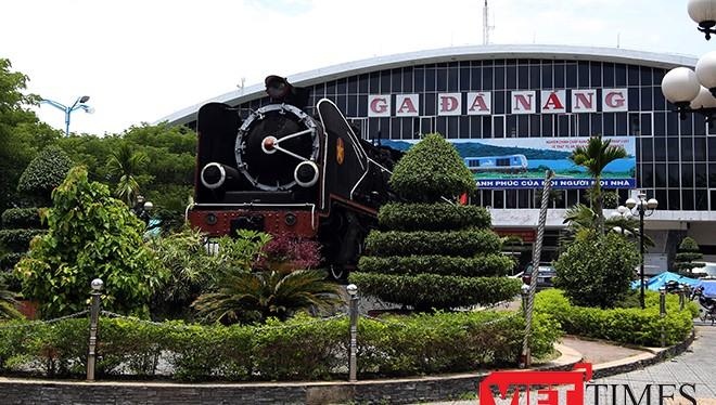 Ga đường sắt tại trung tâm TP Đà Nẵng sẽ được di dời và giành diện tích cho phát triển đô thị