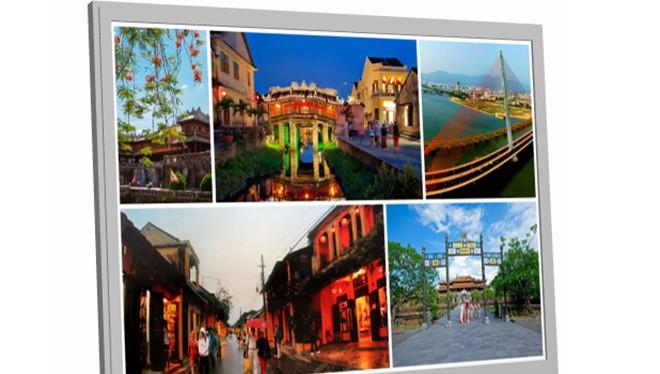 Sẽ có trang web sẽ tiếp thị và quảng báo du lịch của 3 tỉnh Thừa Thiên - Huế, Đà Nẵng và Quảng Nam như một điểm đến độc lập.