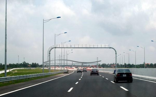 Cao tốc Hà Nội – Hải Phòng tăng phí từ 1/ 4 tới đây.