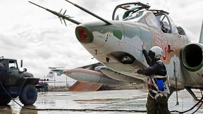 Nga rút khỏi Syria: Cuộc chiến chống khủng bố chưa kết thúc