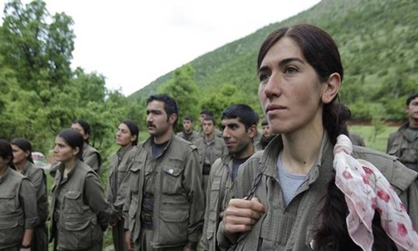 Người Kurd đòi ly khai khỏi Syria.