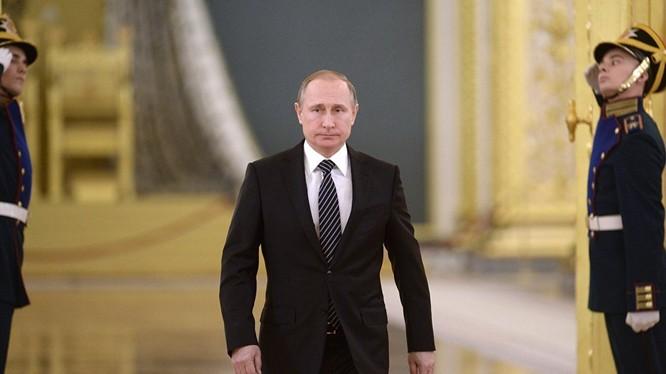 Tổng thống Putin: Nga sẽ tiếp tục hỗ trợ Syria, kể cả về mặt quân sự và tình báo