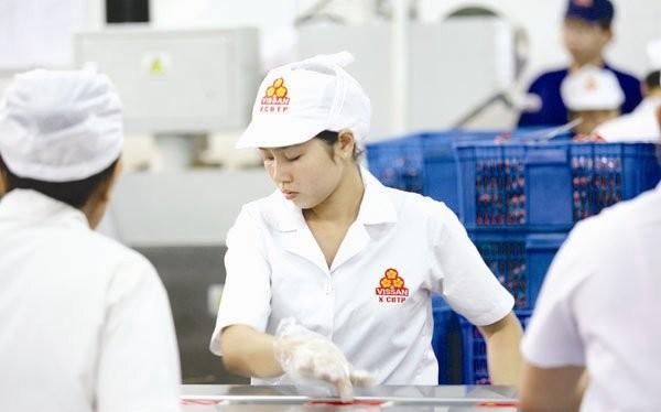 Việc chọn đối tác chiến lược của Vissan, ở bề chìm, phản ánh một phần sự thay đổi âm thầm và quyết liệt trong lĩnh vực phân phối của Việt Nam. Ảnh: MINH KHUÊ