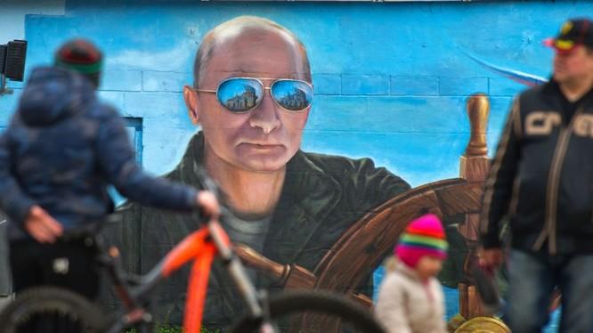 Ông Putin sẽ đến bán đảo Crưm ngày hôm nay