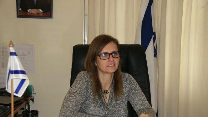 Đại sứ Meirav Eilon Shahar