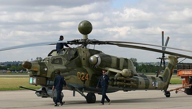 Máy bay Mi-28N. (Nguồn: immortaltoday.com)
