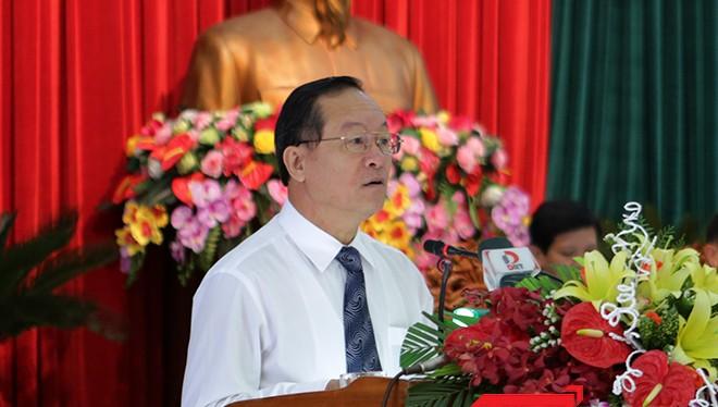 Ông Nguyễn Mạnh Hùng, Chủ tịch Uỷ Ban Mặt trận Tổ quốc TP. Đà Nẵng