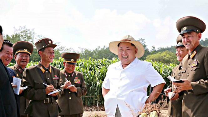 Triều Tiên phát triển kinh tế 'đến Mỹ cũng phải kinh ngạc'