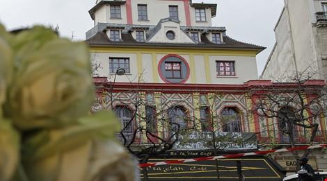 Nhà hát Bataclan nơi xảy ra thảm kịch đẫm máu (ảnh: Reuters)