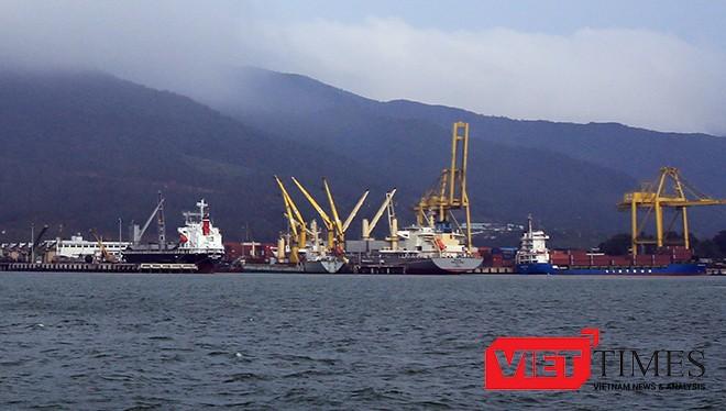 Đà Nẵng sẽ phát triển hệ thống cảng biển trong tương lai
