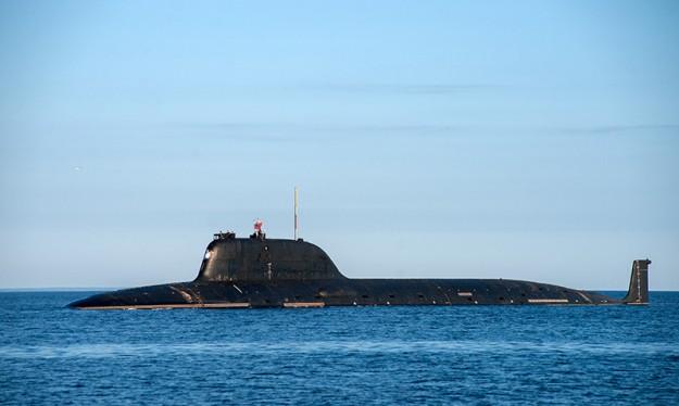"""""""Siêu tàu ngầm"""" Nga sẵn sàng tham chiến"""