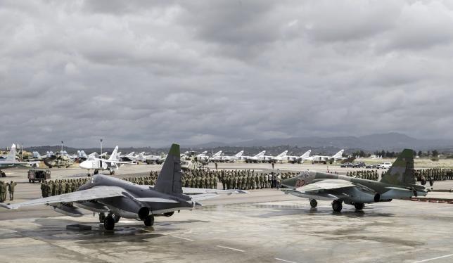 Nga tuyên bố rút quân khỏi Syria từ ngày 14.3.
