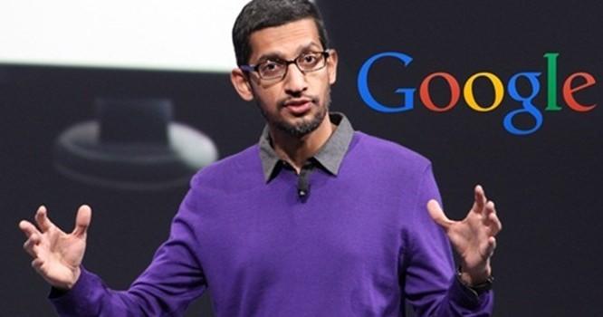 Sundar Pichai, Giám đốc điều hành của Google.