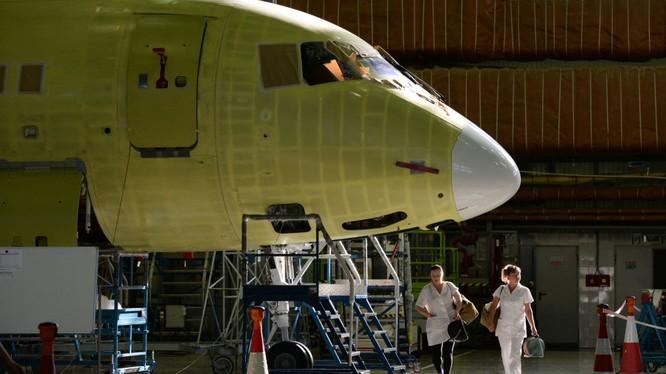 Chile và Nga đàm phán về cung cấp máy bay