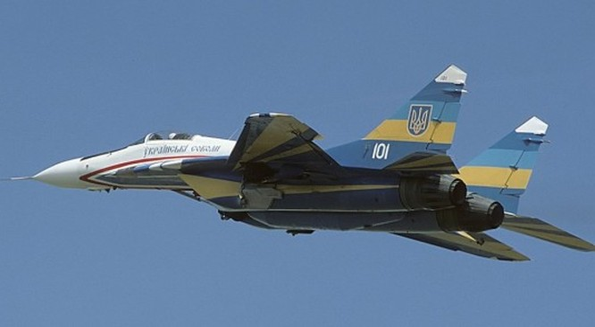 Không quân Ukraine nhận 4 MiG-29 do Nga chế tạo