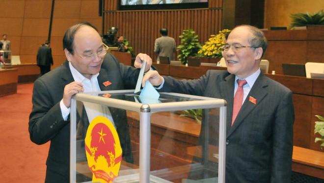 Hôm nay, bầu một số Phó chủ tịch và Chủ nhiệm các Ủy ban Quốc hội