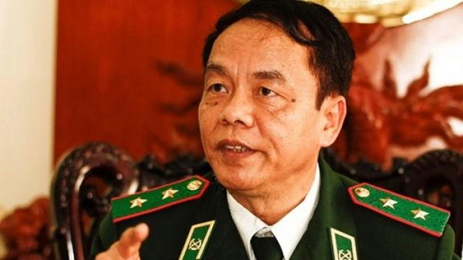Thượng tướng Võ Trọng Việt - Thứ trưởng Bộ Quốc phòng, nguyên Tư lệnh Bộ đội Biên phòng
